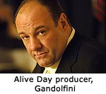 Alive Day producer, Gandolfini
